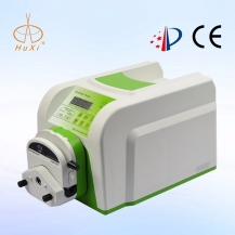 Single channel Time set PC controlable high Precision digital Flow Rate Peristaltic Tubing 5v  Pump