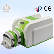 Double channel Time set PC controlable high Precision digital Flow Rate Peristaltic Tubing 5v  Pump